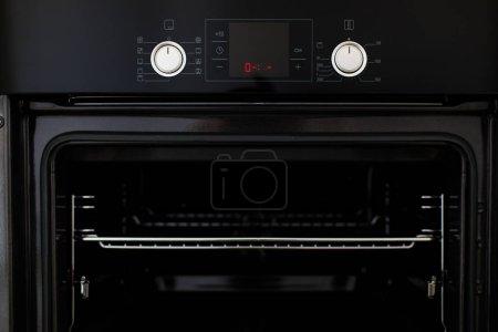 Four électrique intégré dans le meuble de cuisine