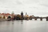 """Постер, картина, фотообои """"красивый город Прага, концепция Европа путешествия, экскурсии и туризм"""""""