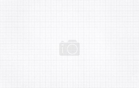 Photo pour Livre blanc avec motif de ligne de grille pour fond . - image libre de droit