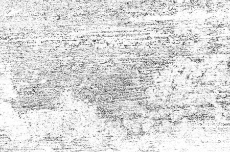 Photo for Texture black and white abstract grunge style. Vintage abstract texture of old surface. Pattern and texture of cracks, scratches and chips. - Royalty Free Image