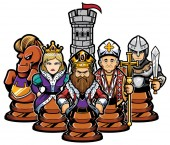 Chess Team Concept