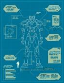Giant Robot Blueprint