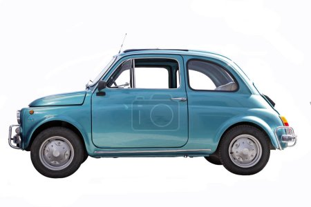 Fiat 500 small city car