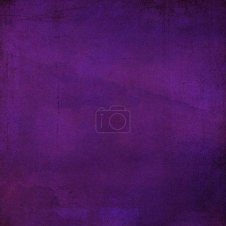 Photo for Dark purple mysterious paper background - Royalty Free Image