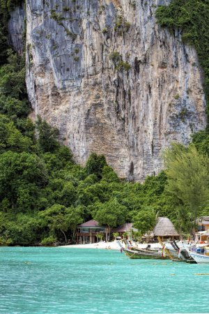 Phang Nga Bay view at