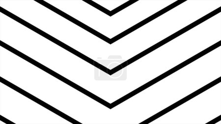 Abstract CGI motion graphics and animated background with moving black and white angle. High Definition CGI motion backgrounds ideal for editing, led backdrops or broadcasting featuring black and