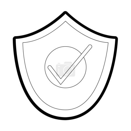 Line shield security and protection object to defe...