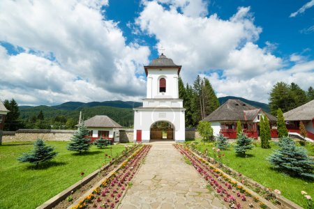 Photo for Beautiful monastery Cheia in Brasov- Prahova, Romania - Royalty Free Image