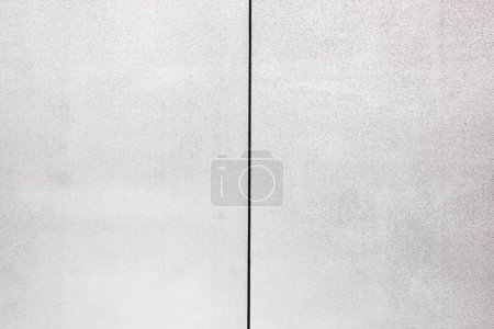 Photo for Grey shabby grunge textured background with black line - Royalty Free Image