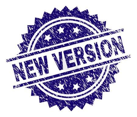 Grunge Textured NEW VERSION Stamp Seal