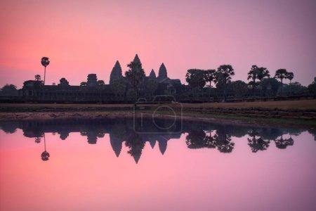 Angkor Wat & Reflection