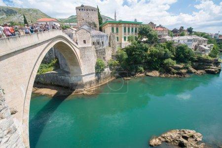 Photo for The Old Bridge, Mostar, Bosnia-Herzegovina - Royalty Free Image