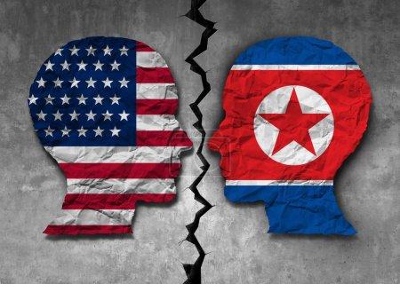 North Korean American challenge and North Korea Un...