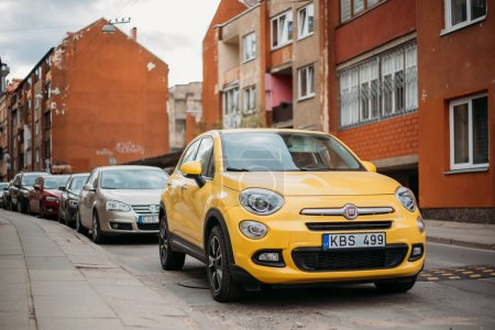 Fiat 500X or Type 334