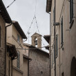 Spectacular traditional italian medieval alley in ...