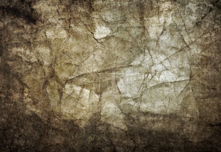 Old dirty crumpled paper texture