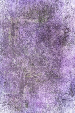 Photo for Old vintage grunge wall background - Royalty Free Image