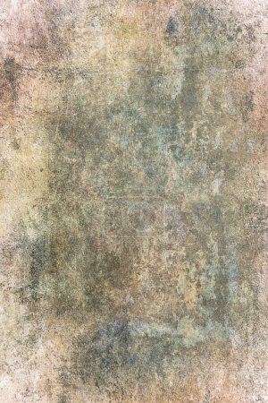 Photo pour Old vintage Grunge background de mur - image libre de droit