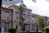 Edificio Metalico - an old school in the center of San Jose, Costa Rica
