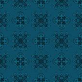 Biomorphic seamless pattern