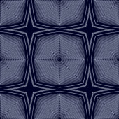 Biomorphic highly detailed seamless pattern