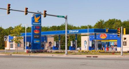 Ultramar Fuel Station