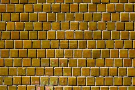 full frame image of ceramic tile wall background
