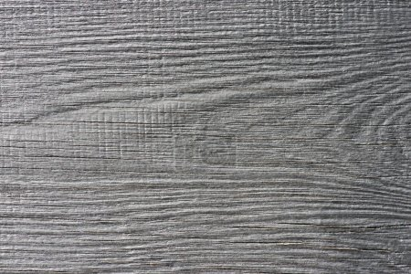 Photo for Full frame image of gray wooden background - Royalty Free Image