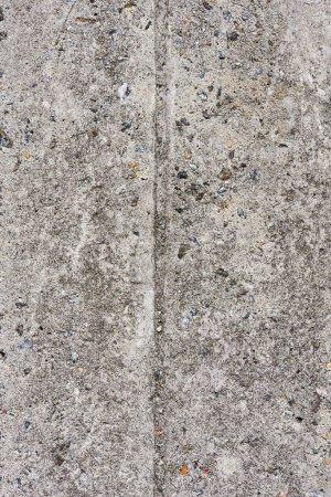 plein cadre de mur de béton gris blanc en toile de fond