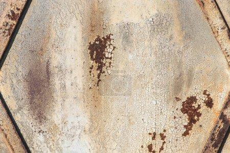 grungy endommagé fond métallique ancienne fissures