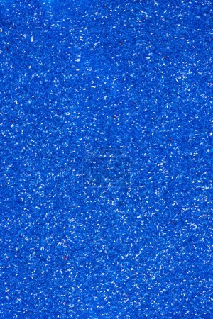 Blue sequin shiny Christmas background