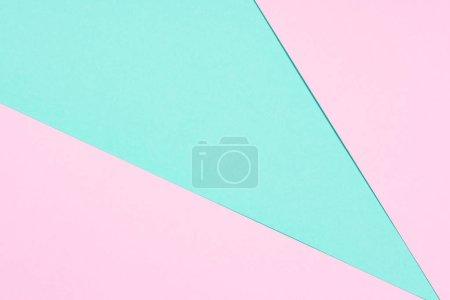 abstrakte moderne rosa und blaue Hintergrund mit Kopierraum