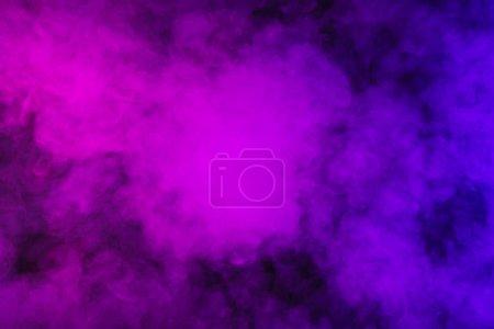 Foto de Resumen antecedentes humo violeta místico - Imagen libre de derechos