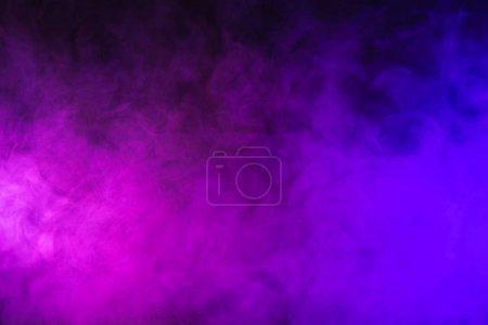 abstrakte rosa und lila rauchigen Hintergrund