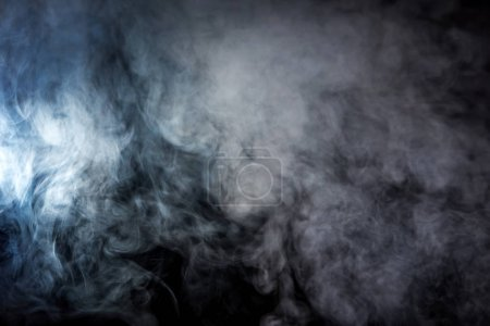 abstract mystical dark smoky texture