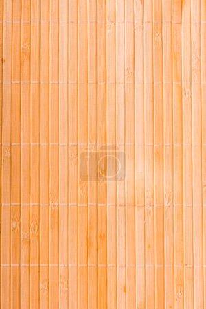 Interlaced decorative bamboo mat texture