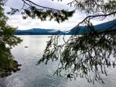 Lake Cushman, Olympic National Park, Washington
