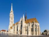 St Mathias Church in Budapest