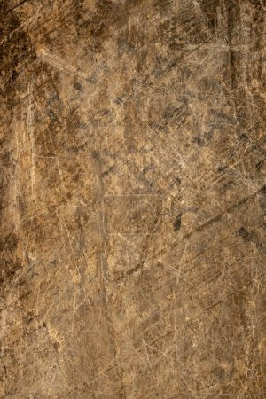 Photo for Rough brown scratched stone surface. - Royalty Free Image