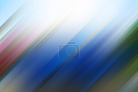Photo for Blurred light trails colorful background and beauty texture - Royalty Free Image