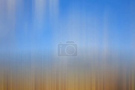 Photo for Abstract vertical blue lines background. - Royalty Free Image