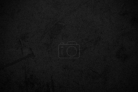 Photo pour Fond texture cuir noir - image libre de droit