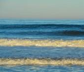 The Atlantic at Jacksonville Beach, Duval County, Florida