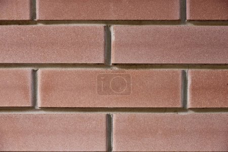 red brick wall texture, full frame background