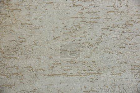 vue rapprochée de gris tanné texture de mur en béton