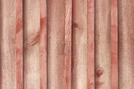 close-up view of brown wooden planks textured background