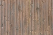 full frame textured background with brown wooden planks