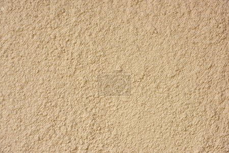 Photo for Close-up view of light brown concrete wall texture - Royalty Free Image