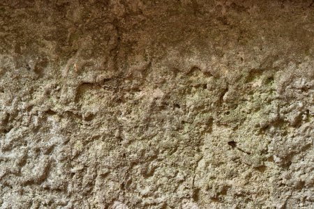 close-up view of old weathered wall textured background