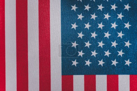 Photo for United states of america national flag, memorial day concept - Royalty Free Image
